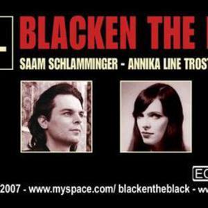 Blacken The Black