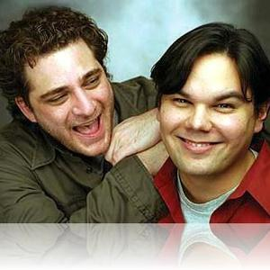 Robert Lopez and Jeff Marx