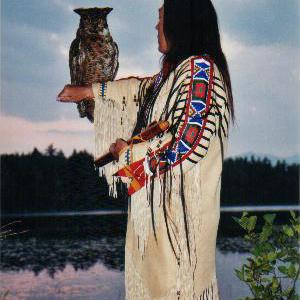 Stephen Standing Owl