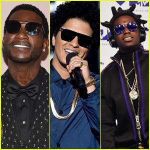 Gucci Mane & Bruno Mars & Kodak Black